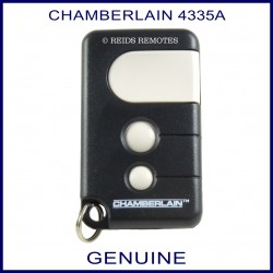 Chamberalin 4335A 3 button garage remote