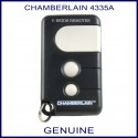 Chamberlain 4335A 3 button garage remote