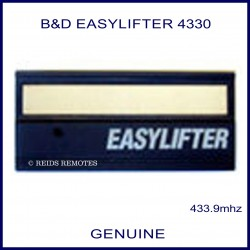 B&D EASYLIFTER - 1 BUTTON REMOTE