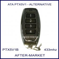 ATA PTX 5 V1b aftermarket remote