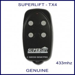 Superlift TX4 - garage remote