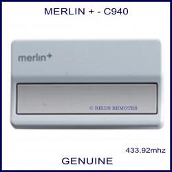 Merlin C940 - 1 button garage remote
