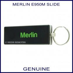 Merlin +2 0 E128M - white wall mount garage door remote control
