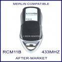 Merlin M842 alternative aftermarket garage door remote control