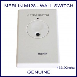 Merlin M128 garage door wireless wall remote