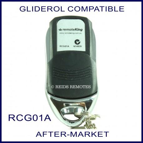 Gliderol TM305C alternative garage door remote control RCG01A  sc 1 st  Reids Remotes & Gliderol TM305C alternative replacement garage \u0026 gate remote RCG01A