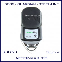 Boss Guardian Centurion Steel Line alternative remote