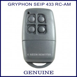 Seip Gryphon 433 RC-AM garage door remote