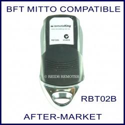 BFT Mitto compatible gate remote RBT02B