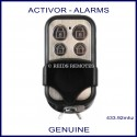 Hills Activor RTI01 4 button home security & alarm remote control