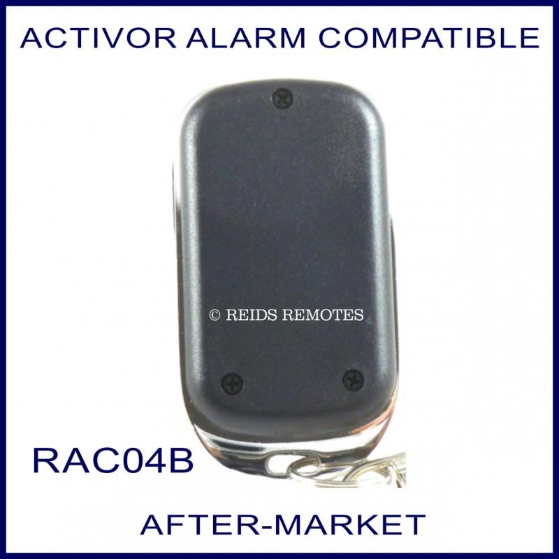 Activor Compatible 4 Button Alarm Remote For Hills
