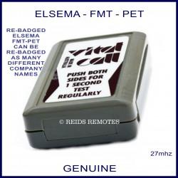 Vitalcall FMT-PET,  Personal Emergency Transmitter