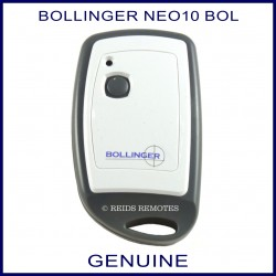 Bollinger 1 Button - NEO10-BOL gate remote