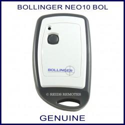 Bollinger 1 Button - NEO10-BOL gate remote