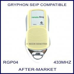 Seip Gryphon compatible garage door remote RGP04