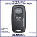 Ford Laser 2001 - 2003, Visteon 41601 2 button genuine remote control