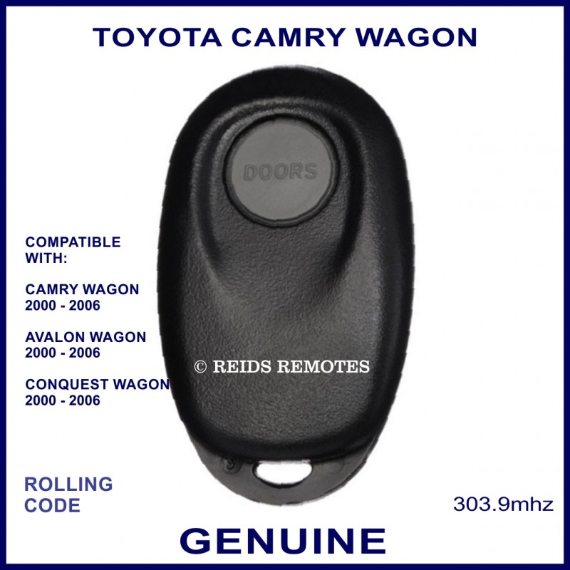 Battery For 2006 Toyota Camry: Toyota Camry Avalon Conquest Wagon 2000