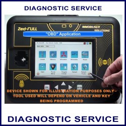 DIAGNOSTIC PROGRAMMING SERVICE