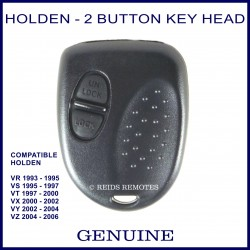 Holden Commodore VR - VZ genuine 2 button remote key