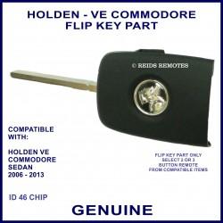 Holden VE Commodore 2006 - 2013 genuine flip key part