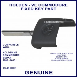 Holden VE Commodore 2006 - 2013 genuine fixed key part