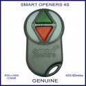 Smart Openers 4S - 4 button garage door remote control