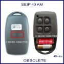 Seip 40 AM Gryphon garage doors remote control