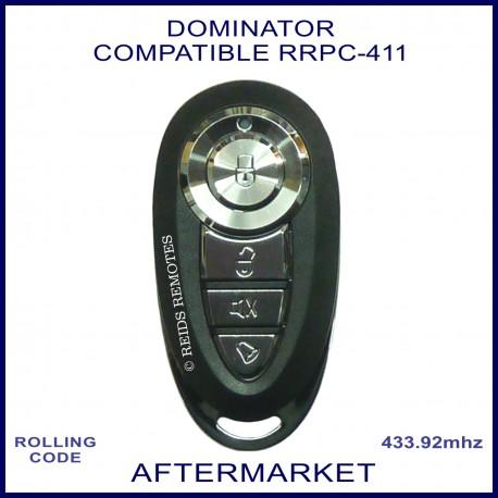Dominator 400076a Dom505 Compatible Garage Door Remote Control Rcd04c