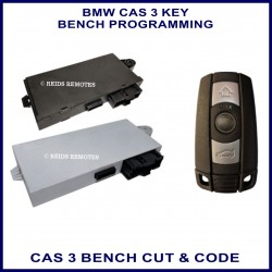 Photo shows type of key and example of CAS modules - price does not include the key