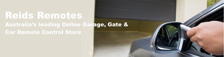 Garage remotes